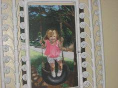 Acrylic of Emily