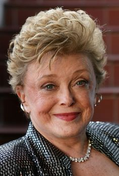 Rue McClanahan! So wish I could have met her!