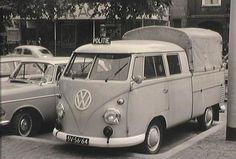 VW T1 Politie