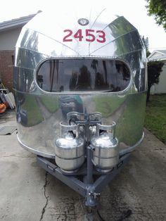1950 Airstream Liner 22