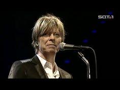 David Bowie live at Max Schmeling Halle, Berlin, 22nd September 2002 David Bowie – Vocals, Guitar Earl Slick – Guitar Mark Plati – Guitar Gerry Leonard – Gui...