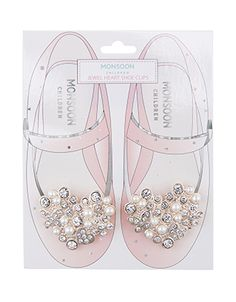 Add extra style to her steppers with our shoe clips for girls. Ornamented with crystal gems and faux pearls in rose gold-tone metal, these slides will make a. Flower Girl Shoes, Girls Shoes, Shoe Clips, Other Accessories, Gems, Rose Gold, Jewels, Sandals, Crystals