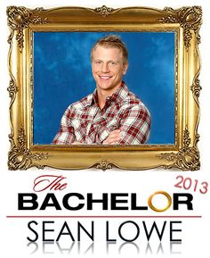 The Newest Bachelor 2013 - Sean Lowe  http://prblonde.com/bachelor2013is/
