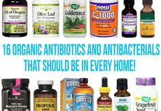 by Gregg Prescott, M.S. Editor, BodyMindSoulSpirit.com It's always a good idea to have organic antibiotics on hand, especially if the sh*t hits the fan and supplies are hard to find. The following video recommends 5 different antibiotics and backs them up with medical proof along with what they're good for....More