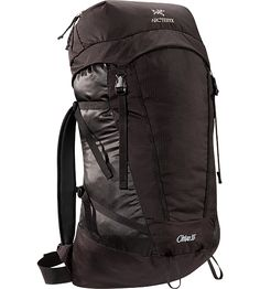 15b21f6732 Arc teryx Cierzo 35 summit pack (our lightest day pack under 40 litres)