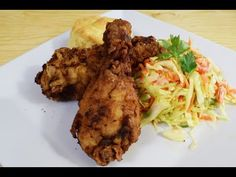 Spicy Fried Chicken Recipe, easy and delicious. - YouTube