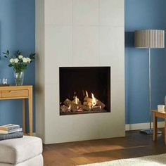 Browse full range of Dru and Gazco gas fires like Dru Metro, Dru Global, Dru Cosmo, Dru Excellence Dru Centro and Gazco Riva 2 Gazco and Lowest price Guaranteed. Wall Gas Fires, Stone Mantel, Chimney Breast, Electric Fires, Traditional Fireplace, Open Plan Living, Living Room Designs, Contemporary