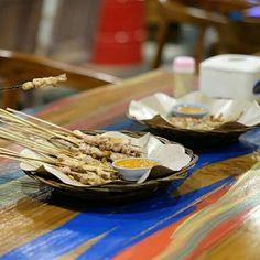 Sate Taichan Mas Yog  Yogyakarta food.. At Jl. IPDA TUT HARSONO NO 42 MUJA-MUJU TIMOHO YOGYAKARTA depan Alive Cafe