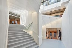 Pinterest's Subtle New Headquarters Are The Opposite Of A Typical Tech Office | Co.Design | business + design