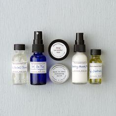Organic Skincare Kits The Farmaesthetics Travel Beauty Kit Boasts Lip and Face Remedies