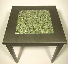diy mosaic table