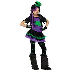 Funkie Frankie Costume  Large * Be sure to check out this awesome product.