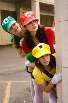 Image result for halloween costumes for squads of 3 halloween me renee and zoe dressing up for this for halloween trio halloween costumestrio costumeseasy solutioingenieria Choice Image