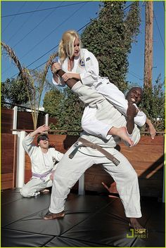 Martial Arts Action and Training