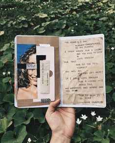 Art journals 29132728825726264 - 24 Elegant Photo of Scrapbook Aesthetic Ideas . Scrapbook Aesthetic Ideas Living Poetry Art Journal Noor Unnahar Journaling Ideas Source by Art Journal Pages, Poetry Journal, Photo Journal, Art Journals, Journal Ideas, Journal Prompts, Writing Journals, Memory Journal, Visual Journals