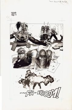Wildcats Vol. 2: issue 4 page 7 - Travis Charest