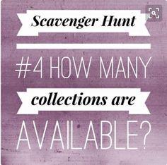 Younique Scavenger Hunt