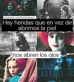 Mirar la realidad Sad Quotes, Best Quotes, Love Quotes, Qoutes, Sad Love, Love You, Alice And Wonderland Quotes, Motivational Phrases, In My Feelings