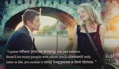 "Escena del film ""Before Sunset"" Director: Richard Linklater"