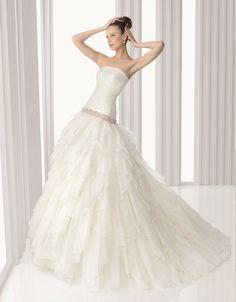 Rosa Clara Bridal Gown Style - Anton