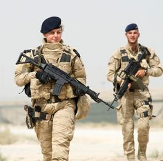 Female Soldier, Military Women, Girls Uniforms, Special Forces, Weapons, Army Girls, Guns, Soldiers, Warriors