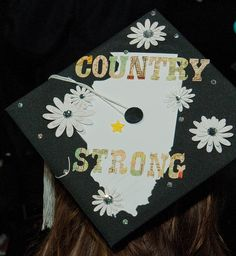 FIDM 2011 Graduation - Decorated Mortar Boards - Staples Center, Los Angeles, California by FIDM, via Flickr