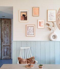 Binnenkijken bij marjoleinbouhuijzen Gallery Wall, How To Plan, Frame, Home Decor, Picture Frame, A Frame, Interior Design, Frames, Home Interior Design