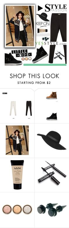 """""""YesStyle Polyvore Group """" Show us your YesStyle """""""" by shambala-379 ❤ liked on Polyvore featuring мода, Eranzi, Reneve, Topshop, NYX, By Terry, women's clothing, women, female и woman"""