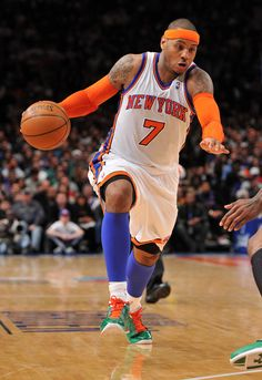 Carmelo Anthony one of my favorite basketball players