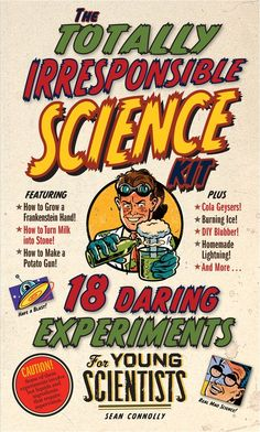 Workman Publishing The Totally Irresponsible Science Kit