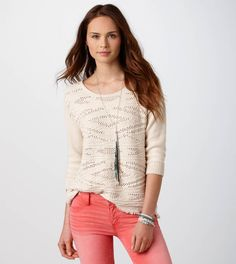 AE Textured Sweater