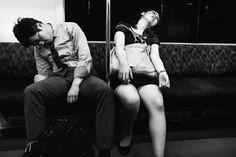 Last Train by Tatsuo Suzuki