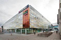My hometown's mall Iso-Kristiina Lappeenranta