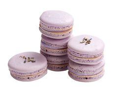 True Colors: Purple Reign Macarons by Salt City Bakery