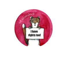 I have rights too!