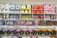 x line friends store kpop aesthetic, bts members, k pop, namjoon, taeh Bts Doll, Army Room Decor, Bts Cute, Catty Noir, Bts Concert, Army Love, Just Dream, Kpop Merch, Line Friends