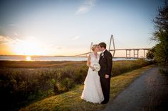 Harborside East Wedding | Charleston Weddings | The Wedding Row