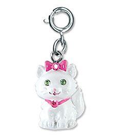 Shop CHARM IT! - Kitten, $6.00 (http://www.shopcharm-it.com/charms/kitten-charm/)
