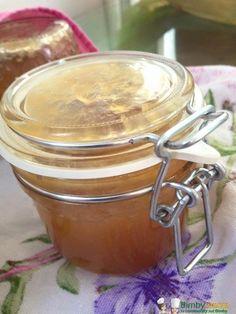 Marmellata pere e zenzero Bimby, con zucchero di canna, scorza di limone e zenzero fresco appena grattugiato, ottima per l'accompagnamento con formaggi!...