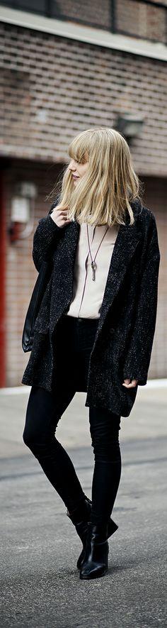 Street Style /  NYC fashion