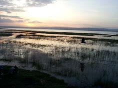#Sonnenuntergang am #See von Hawassa, #Äthiopien Welt, Places Ive Been, Sunset, Photo Illustration