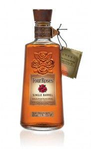 Whisky Bourbon Four Roses Single Barrel Single Barrel Bourbon, Single Malt Whisky, Kentucky, Wine And Liquor, Liquor Bottles, Liquor Drinks, Small Batch Bourbon, Whiskey Brands, Best Bourbons
