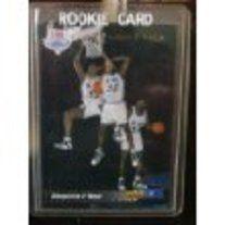 1992/1993 upper deck Shaquille O'Neal #1b Orlando magic rookie basketball card