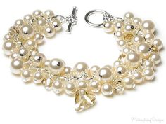 Swarovski Pearl & Crystal by whimsydaisydesigns/ETSY  http://www.etsy.com/people/JKDAUCH/favorites