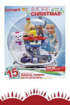 Kmart Toy Coupon Book 2014
