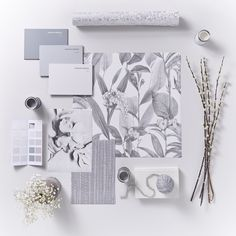 Shop for White Wall Paint with free delivery available direct from Graham & Brown, interior wall decoration experts for over 70 years. Rose Gold Wallpaper, Cloud Wallpaper, Grey Wallpaper, Painting Wallpaper, White Wall Paint, Wall Paint Colors, Grey Paint, White Paints, Victorian Rooms