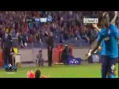 Campions League 2013-14. Match 2. Atletico de Madrid Vs Porto 2-1 All Goals & Highlights 01.10.2013 HD