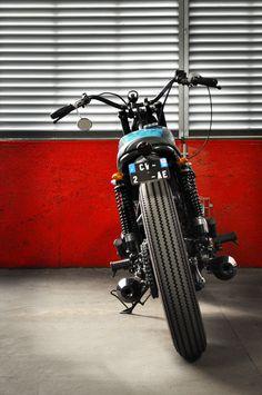 Kawasaki W650 Motorcycle Custom 10 Custom W650 by Blitz Motorcycles