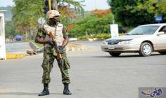 """سبعة قتلى في هجوم لـ""""بوكو حرام"""" في…: قتل سبعة اشخاص في هجوم لجهاديي بوكو حرام في مدينة بشمال شرق نيجيريا قرب الحدود مع الكاميرون ما ادى…"""