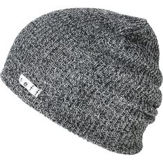 Neff Daily Slouch beanie for cold nights and good times. This neff beanie is a soft and stretchy knit hat that goes with any outfit and fits right under your helmet so you can ride in comfort and style all day and all night long.